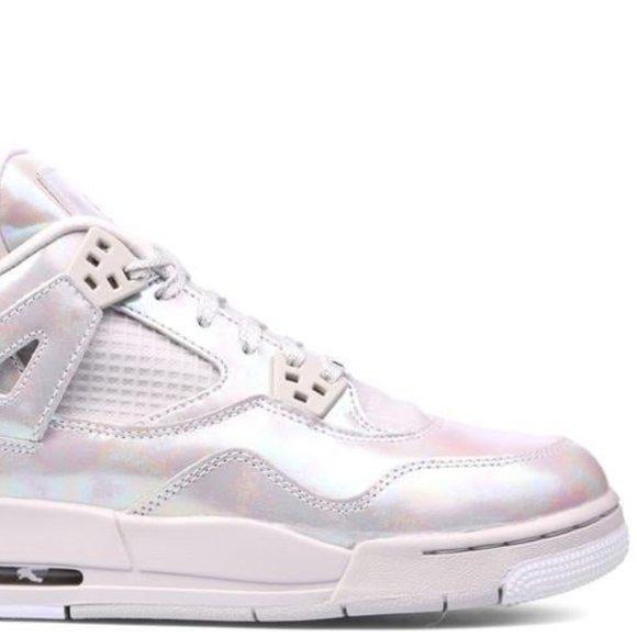 """[SOLD] Air Jordan 4 Retro Pearl GG """"Pearl"""""""
